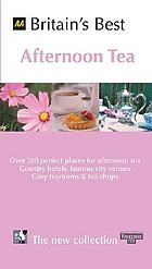 Britain's best afternoon tea