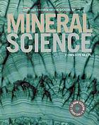 The 22nd edition of the manual of mineral science : (after James D. Dana)