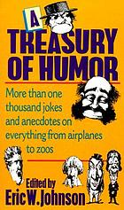 A treasury of humor : an indexed collection of anecdotes