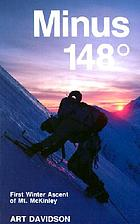 Minus 148° : first winter ascent of Mt. McKinley