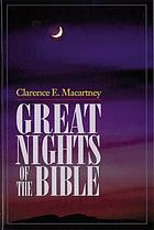 Great nights of the Bible