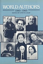 World authors, 1980-1985