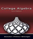 College algebra : graphs and models