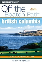 Chicago : off the beaten path