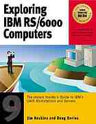 Exploring IBM RS/6000 computers