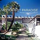 Modernist paradise : Niemeyer house, Boyd collection