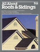 Roofs & sidings