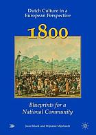 1800 : blueprints for a national community