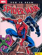 Marvel Comics how to draw Spider-Man