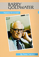 Barry Goldwater native Arizonan