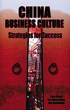 China business culture : strategies for success
