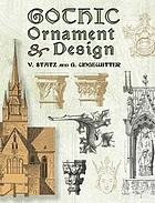 Gothic ornament and design