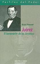 Juárez el benemérito de las Américas