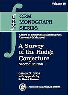 A survey of the Hodge conjecture