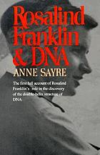 Rosalind Franklin and DNA