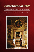 Australians in Italy : contemporary lives and impressions