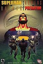 Superman and Batman versus Aliens and Predator