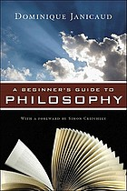 A beginner's guide to philosophy