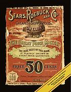 The 1902 edition of the Sears Roebuck catalogue