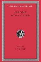 Jerome : select letters