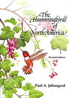 The hummingbirds of North America