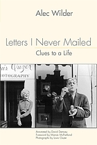 Letters I never mailed : clues to a life