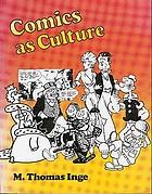 Comics as culture