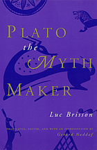 Plato the myth maker
