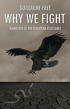 Why we fight : manifesto of the European resistance