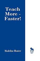 Teach more - faster : a programmed book