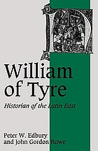 William of Tyre, historian of the Latin East