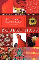 Time and materials : poems, 1997-2005