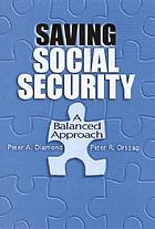 Saving Social security : a balanced approach