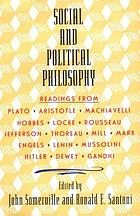 Social and political philosophy : readings from Plato to Gandhi