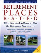 Retirement Places Rated, 6th Edition
