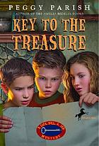 Weekly Reader Children's Book Club presents Key to the treasure