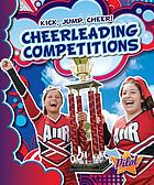 Kick, jump, cheerleading competions