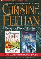 Christine Feehan compact disc collection