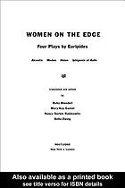 Women on the edge four plays