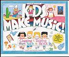 Kids make music! : clapping & tapping from Bach to rock