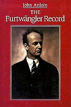 The Furtwängler record