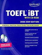 TOEFL iBT with CD-ROM