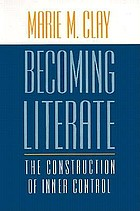 Becoming literate : the construction of inner control
