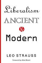 Liberalism, ancient and modern