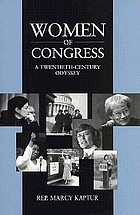 Women of Congress : a twentieth-century odyssey