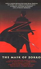 The mask of Zorro : a novelization