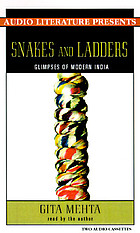 Audio Literature presents Snakes and ladders