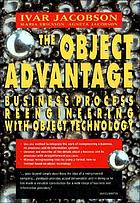 The object advantage : business process reengineering with object technology