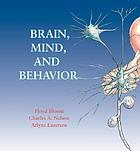 Brain, mind, and behavior