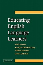 Educating English language learners a synthesis of research evidence